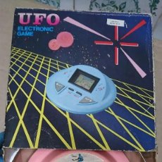 Videojuegos y Consolas: ANTIGUA MAQUINITA MINI VIDEOCONSOLA AÑOS 80 NO GAME & WATCH UFO ELETRONIC HOCKEY O BASEBALL. Lote 183573408