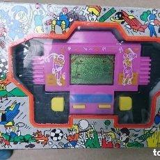 Videojuegos y Consolas: ANTIGUA MAQUINITA MINI VIDEOCONSOLA AÑOS 80 NO GAME & WATCH BASEBALL QGH 10 SIN USO. Lote 183573450