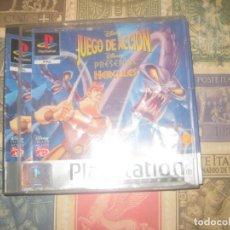 Videojuegos y Consolas: PLAYSTATION DISNEY JUEGO DE ACCIÓN PRESENTA HÉRCULES. Lote 183584070