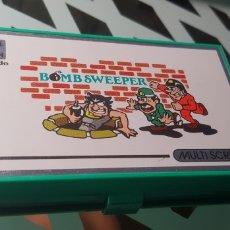 Videojuegos y Consolas: MAQUINITA GAME AND WATCH BOMB SWEEPER NINTENDO. Lote 183587695