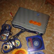 Videojuegos y Consolas: CONSOLA - VTECH V.SMILE PRO. Lote 183599190