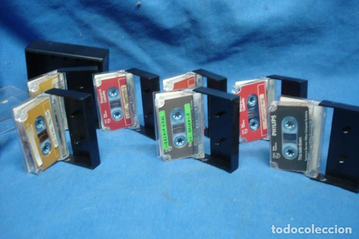 Videojuegos y Consolas: MINI CINTAS/ CASSETTES CON DOCUMENTACIÓN - 7 UNIDADES MÁS CAJA - Foto 2 - 183733348