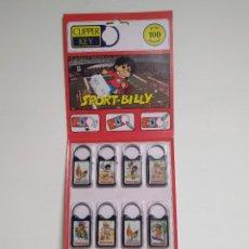 Videojuegos y Consolas: SPORT BILLY BLISTER LLAVEROS. Lote 183855518