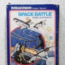 Videojuegos y Consolas: SPACE BATTLE.MATTEL INTELLIVISION. Lote 183988275