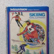 Videojuegos y Consolas: SKIING.MATTEL INTELLIVISION. Lote 183989451