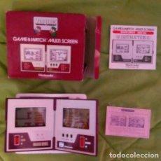 Videojuegos y Consolas: MARIO BROS NINTENDO GAME WATCH. Lote 184031501