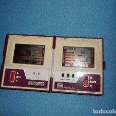 Videojuegos y Consolas: MARIO BROS GAME & WATCH MULTI SCREEN FUNCIONANDO CON SONIDO. Lote 184084475