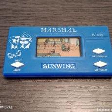 Videojuegos y Consolas: ANTIGUA MAQUINITA JUEGO ELECTRÓNICO MARSHAL SUNWING. Lote 184158321