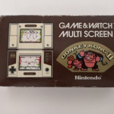 Videojuegos y Consolas: GAME AND WATCH DONKEY KONG II. Lote 184347371
