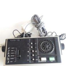Videojuegos y Consolas: CONSOLA TELEMASTER AÑOS 70. Lote 184529028