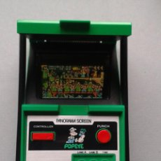 Videojuegos y Consolas: NINTENDO GAME&WATCH PANORAMA POPEYE PG-92 EXTRA FINE CONDITION FULL WORKING!! R9804. Lote 184684876