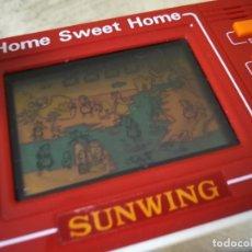 Videojuegos y Consolas: MÁQUINITA TIPO GAME WATCH SUNWING HOME SWEET HOME LCD . Lote 184842446