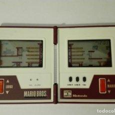Videojuegos y Consolas: MARIO BROS GAME&WATCH DE NINTENDO. Lote 184906233