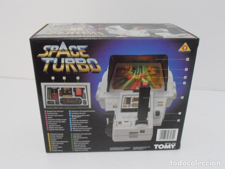 Videojuegos y Consolas: TOMY SPACE TURBO, NUNCA SACADO DE LA CAJA, NUEVO A ESTRENAR, ANTIGUA JUGUETERIA - Foto 4 - 185280347
