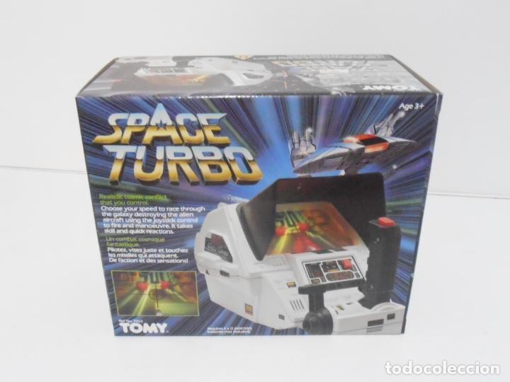 Videojuegos y Consolas: TOMY SPACE TURBO, NUNCA SACADO DE LA CAJA, NUEVO A ESTRENAR, ANTIGUA JUGUETERIA - Foto 6 - 185280347