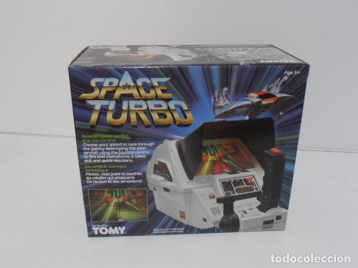 TOMY SPACE TURBO, NUNCA SACADO DE LA CAJA, NUEVO A ESTRENAR, ANTIGUA JUGUETERIA (Juguetes - Videojuegos y Consolas - Otros descatalogados)