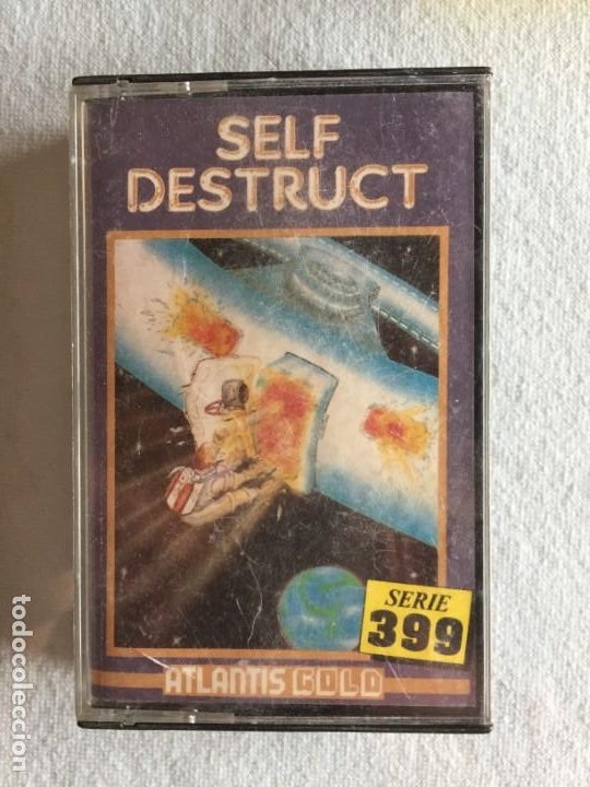 SELF DESTRUCT (Juguetes - Videojuegos y Consolas - Otros descatalogados)