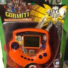 Videojuegos y Consolas: GORMITI SERIE LLL VIDEOJUEGO LCD OSCURIO CONTRA NOBILMANTIS SIN ABRIR. Lote 185962270