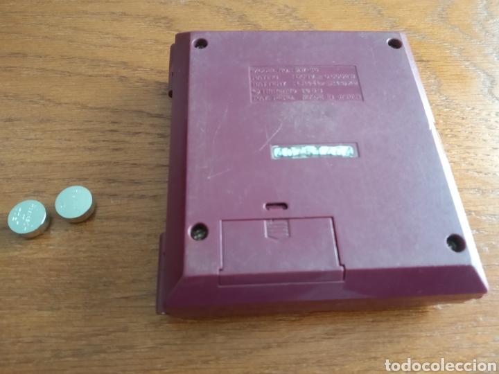 Videojuegos y Consolas: Maquina antigua Game Watch Mario Bros Nintendo año 1983 - Foto 4 - 186086308