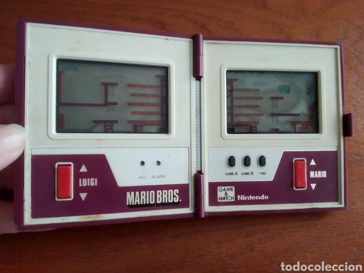 Videojuegos y Consolas: Maquina antigua Game Watch Mario Bros Nintendo año 1983 - Foto 11 - 186086308