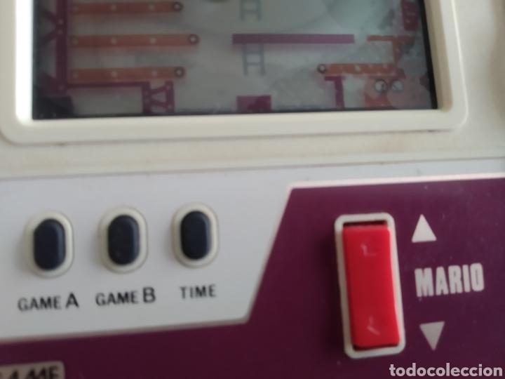 Videojuegos y Consolas: Maquina antigua Game Watch Mario Bros Nintendo año 1983 - Foto 12 - 186086308