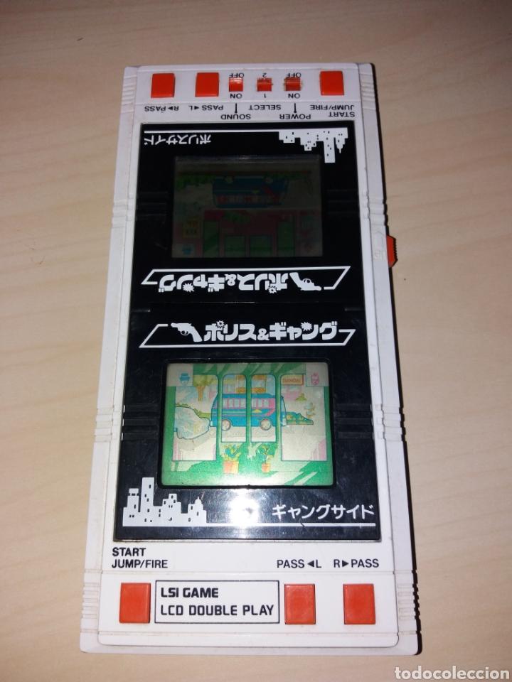 Videojuegos y Consolas: Antigua videoconsola tipo gamewatch - Foto 2 - 187415403