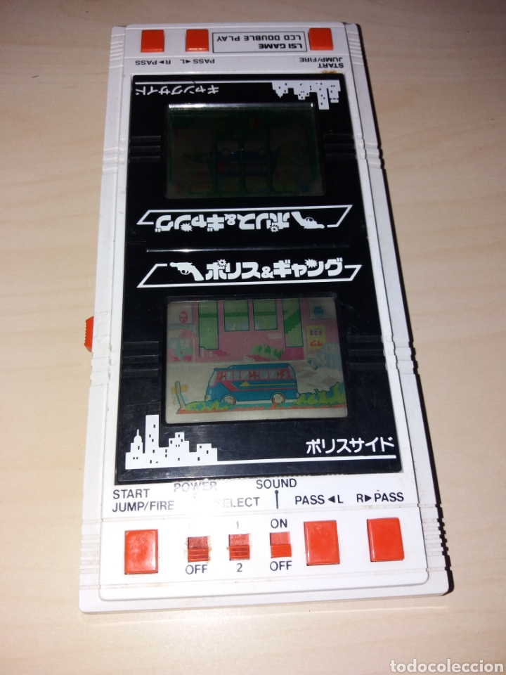 Videojuegos y Consolas: Antigua videoconsola tipo gamewatch - Foto 3 - 187415403