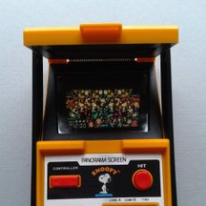 Videojuegos y Consolas: NINTENDO GAME & WATCH PANORAMA SNOOPY SM-91 MINT/NEAR MINT CONDITION RARE SEE!!! R9505. Lote 187511193