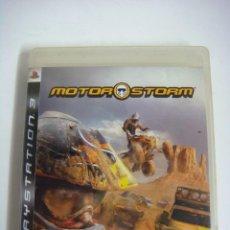 Videojuegos y Consolas: JUEGOS PLAY STATION 3 MOTOR STORM. Lote 187538187