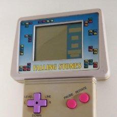 Videojuegos y Consolas: VIDEOJUEGO DE TETRIS. FALLING STONES. FUNCIONA PERFECTAMENTE.. Lote 188463880