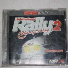 Videojuegos y Consolas: JUEGO RALLY 2 INTERNATIONAL.. Lote 189168621
