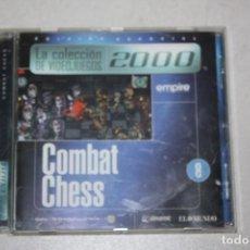 Videojuegos y Consolas: JUEGO COMBAT CHESS . AÑO 1997. Lote 189176707