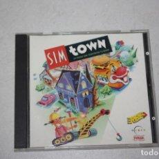 Videojuegos y Consolas: JUEGO SIM TOWN. AÑO 1995. Lote 189176908
