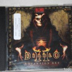 Videojuegos y Consolas: JUEGO DIABLO II . AÑO 2001.. Lote 189177601