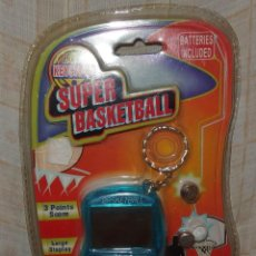Videojuegos y Consolas: GAME KEY CHAIN,SUPER BASKETBALL,GSK862,BLISTER,A ESTRENAR. Lote 189466996