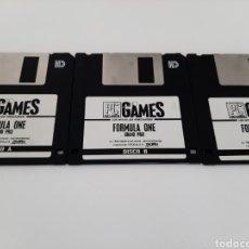 Videojuegos y Consolas: DISKET GAMES VIDEOJUEGOS. Lote 189470786