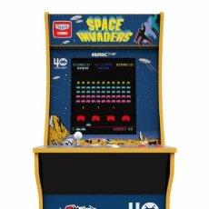 Videojuegos y Consolas: MAQUINA CABINA ORIGINAL ARCADE 1UP SPACE INVADERS - JUGUETRONICA - NUEVA EN CAJA ORIGINAL. Lote 189641833