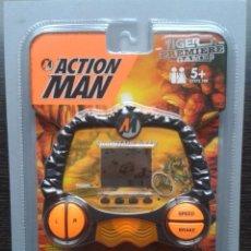 Videojuegos y Consolas: TIGER GAME&WATCH LCD ACTION MAN MUNTAIN BIKER NUEVO NEW SEALED PRECINTADO R9869. Lote 190913998