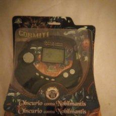 Videojuegos y Consolas: VIDEOJUEGO GORMITI OBSCURIO CONTRA NOBILMANTIS SERIE III VIDEOJUEGO LCD. Lote 191020126