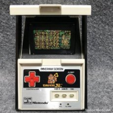 Videojuegos y Consolas: CONSOLA NINTENDO GAME AND WATCH PANORAMA SCREEN DONKEY KONG JR. Lote 191091870