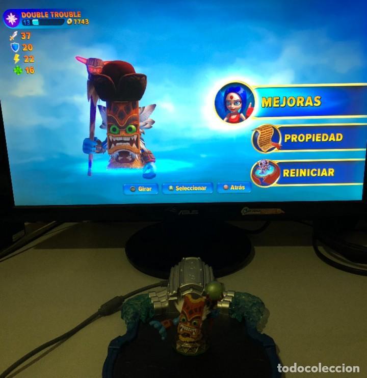 Videojuegos y Consolas: Double Trouble Skylanders Spyros Adventure - Foto 2 - 191460903