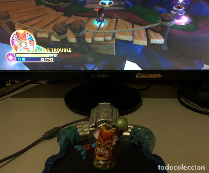 Videojuegos y Consolas: Double Trouble Skylanders Spyros Adventure - Foto 4 - 191460903