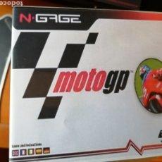 Videojuegos y Consolas: JUEGO MOTO GP PARA NOKIA NGAGE. Lote 191555290