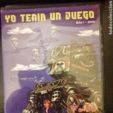 Videojuegos y Consolas: RECOPILACIÓN REVISTA YO TENÍA UN JUEGO VOLUMEN 1. Lote 191667778