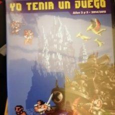 Videojuegos y Consolas: RECOPILACIÓN REVISTA YO TENÍA UN JUEGO VOLUMEN 2 Y 3. Lote 191667822