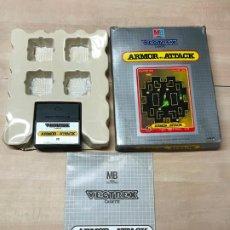 Videojogos e Consolas: VECTREX -JUEGO PARA LA CONSOLA VECTREX DE MB - ARMOR..ATTACK - PROBADO. Lote 191906622