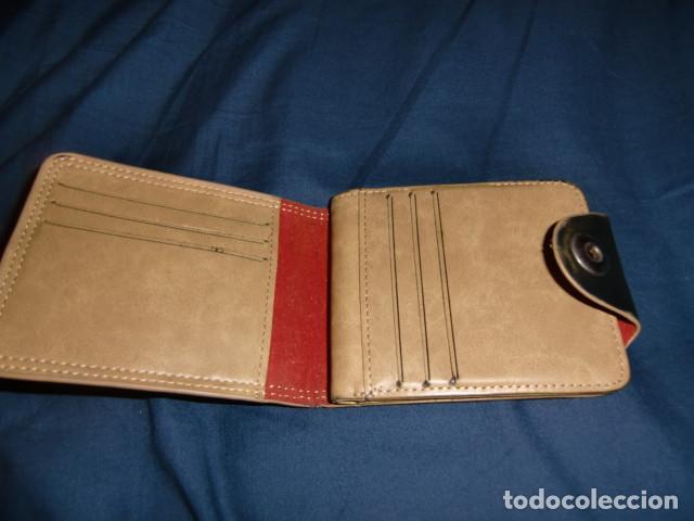 Videojuegos y Consolas: cartera cuero usada assassins creed - Foto 3 - 192779778