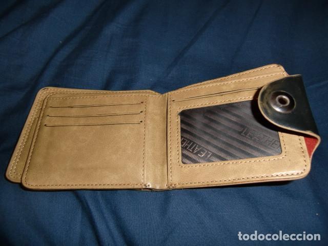 Videojuegos y Consolas: cartera cuero usada assassins creed - Foto 4 - 192779778