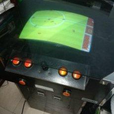 Videojuegos y Consolas: ANTIGUA MAQUINA RECREATIVA WORLD CUP AÑO 1985 MITICO JUEGO DE FUTBOL MUNDIAL. Lote 192885787