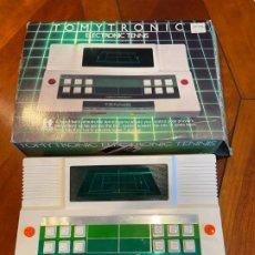 Videojuegos y Consolas: JUEGO TENIS ELECTRONICO TOMYTRONIC 1980. Lote 193110848